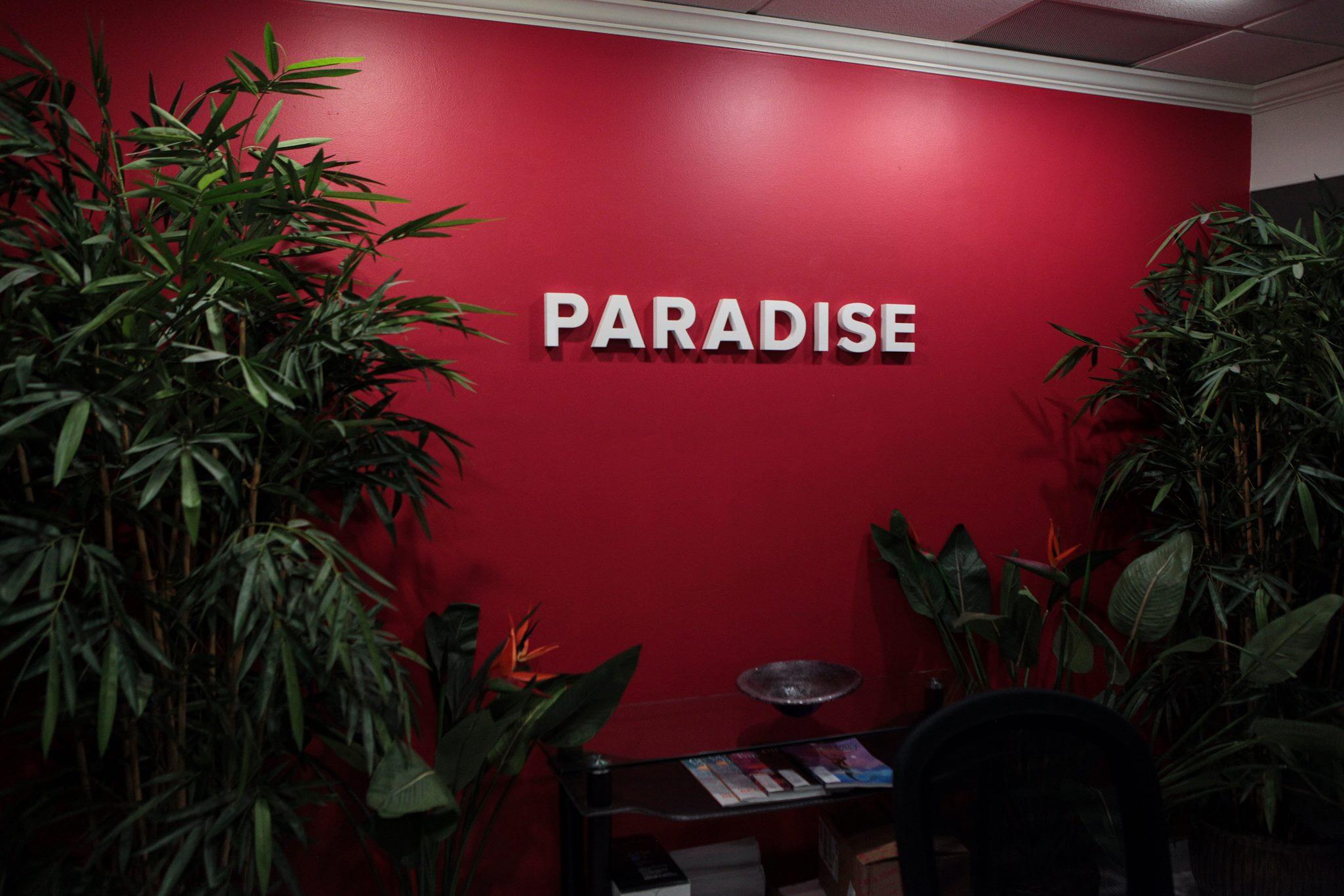 The Award Winner - Paradise Advertising