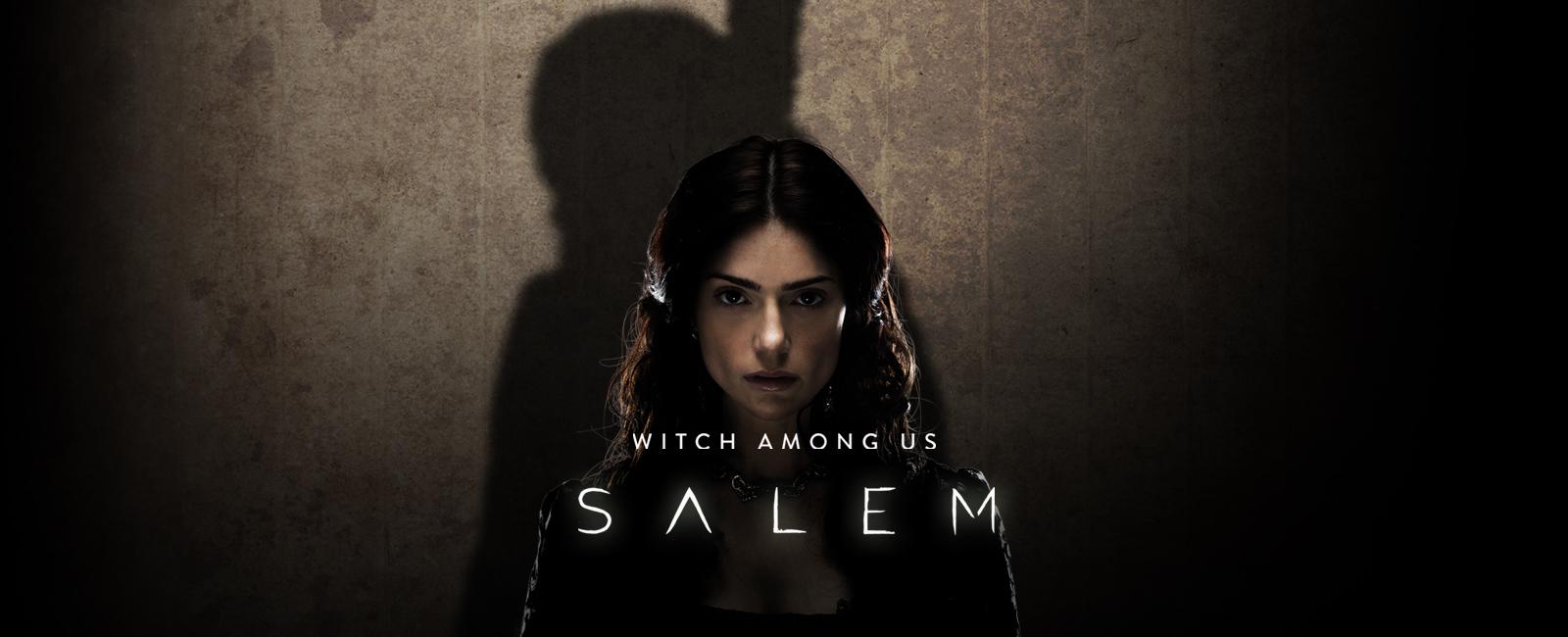 WGN America's Salem Poster