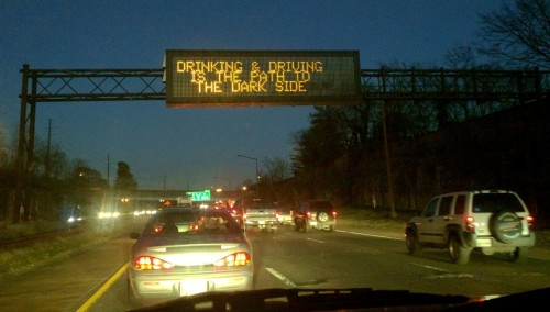 Tennessee DOT gets in on the act. [Courtesy H. Greene]