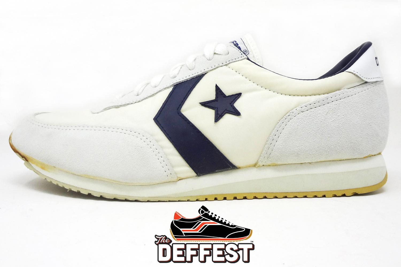 boccale riparo registrazione  retro sneakers — The Deffest®. A vintage and retro sneaker blog. — Converse  Road Star 1980s vintage sneakers