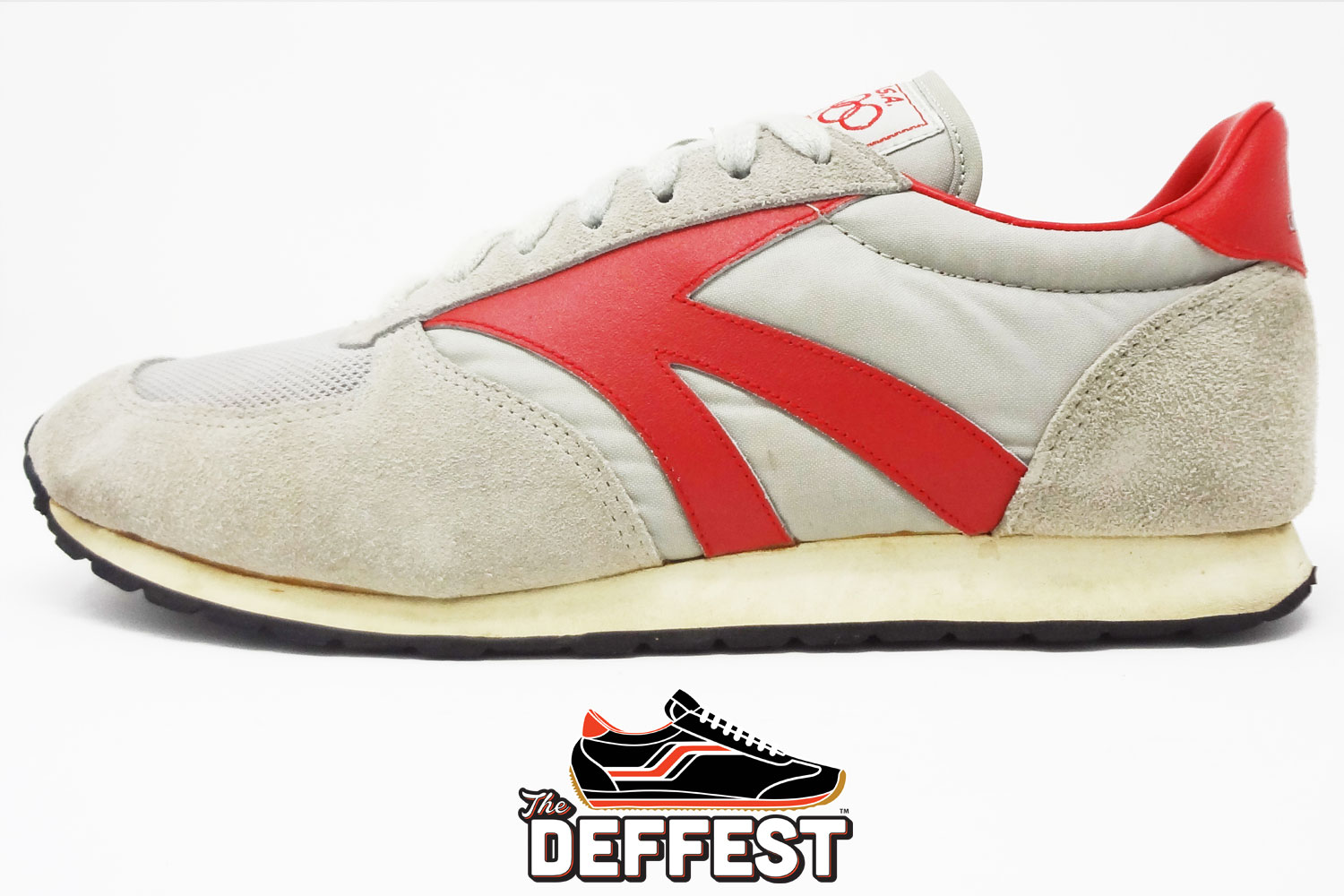 JCPenney USA Olympics 1981 vintage sneakers