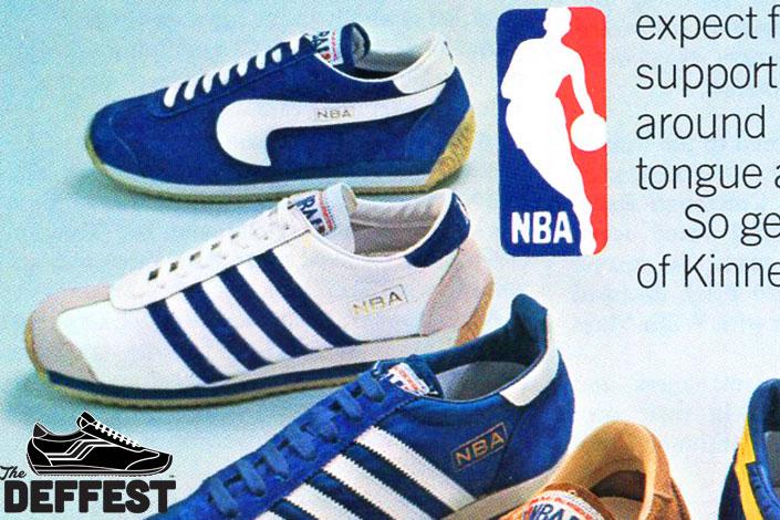 70s tennis shoes — The Deffest®. A