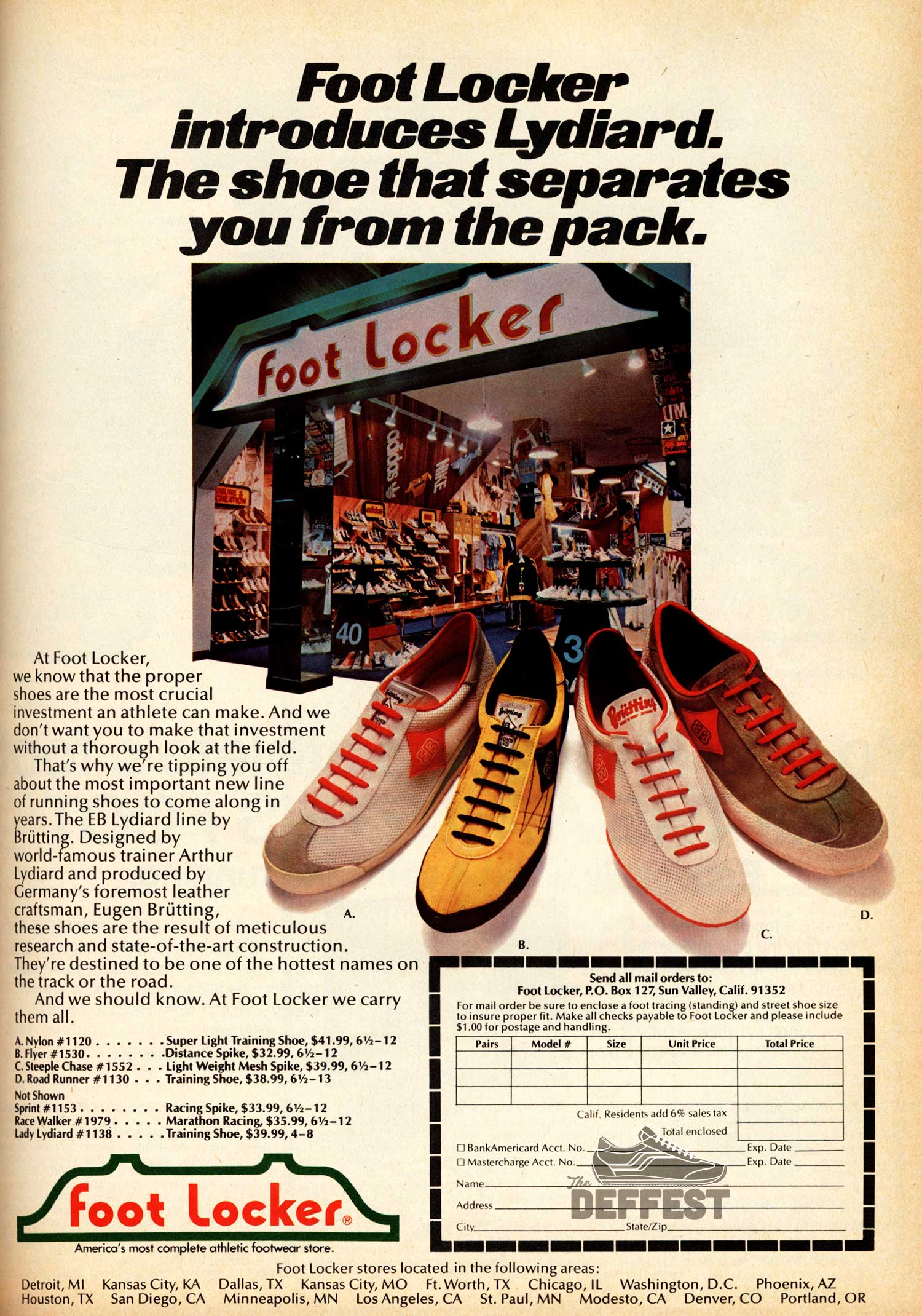 new products ef30b d1646 EB Brütting shoes — The Deffest. A vintage sneaker blog ...