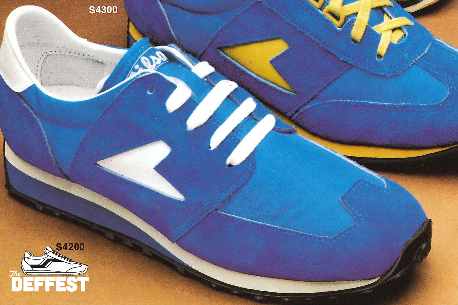70s running shoes — The Deffest®. A vintage sneaker blog