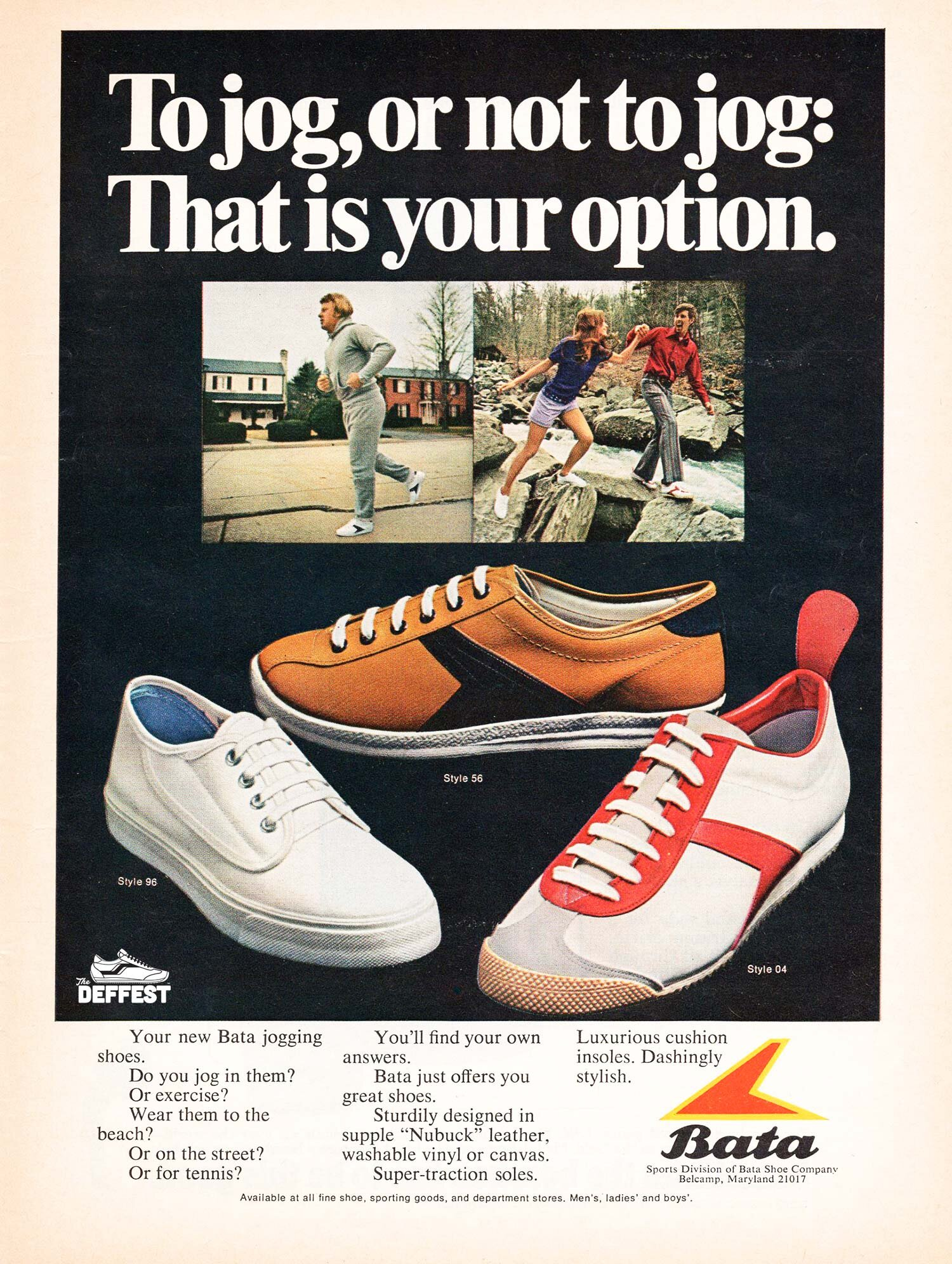 1970s Shoes The Deffest A Vintage And Retro Sneaker Blog Vintage Ads