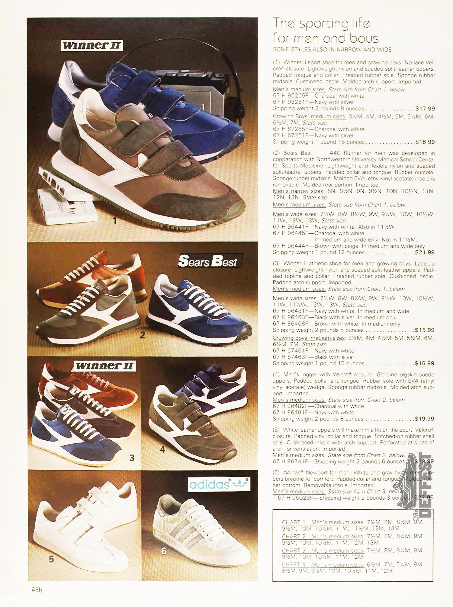 sears shoes — The Deffest®. A vintage