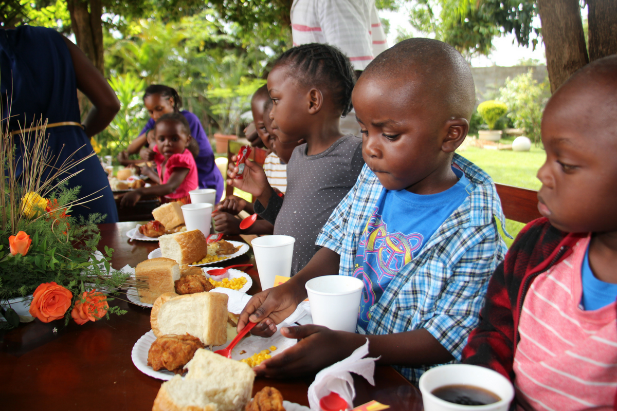 Bread and Water for Africa - Providing a brighter future for Africa's children.