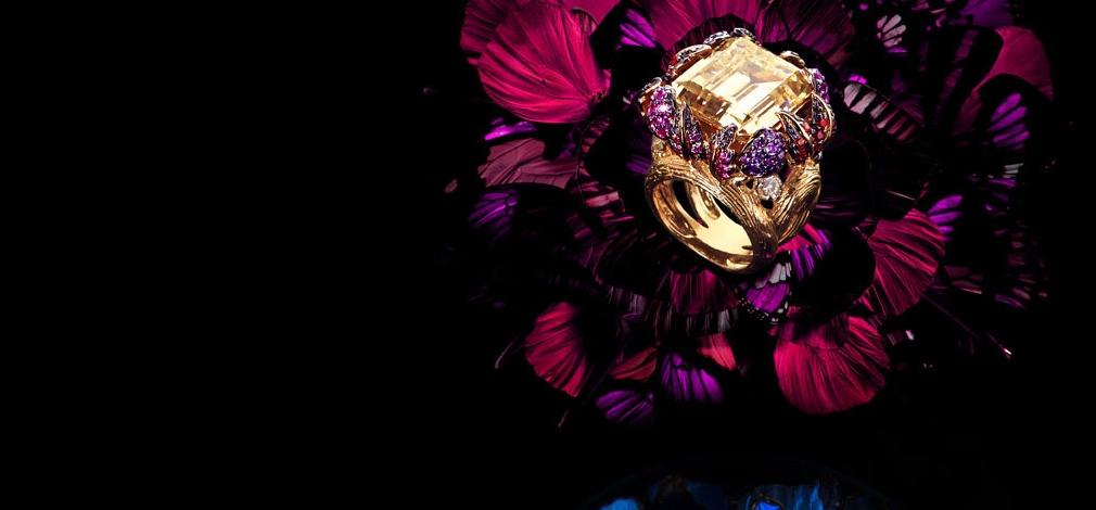 Anabella Chan, Jewellery Maker. London