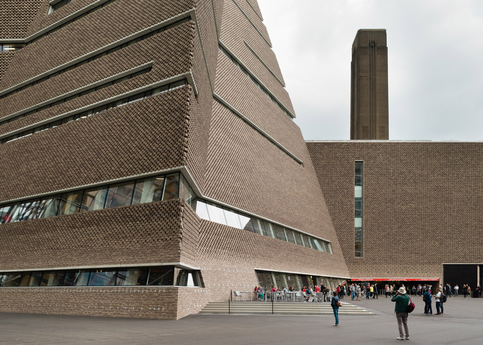 Tate modern lcd awards