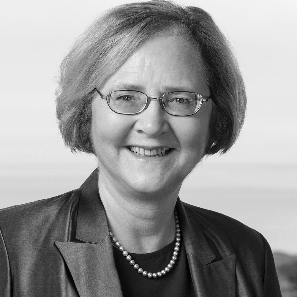 Elizabeth H. Blackburn, President of the Salk Institute for Biological Studies 2016–2018. Copyright © the Salk Institute. All rights reserved.