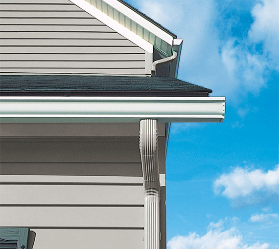 gutter company in lemont , seamless utters in downers grove