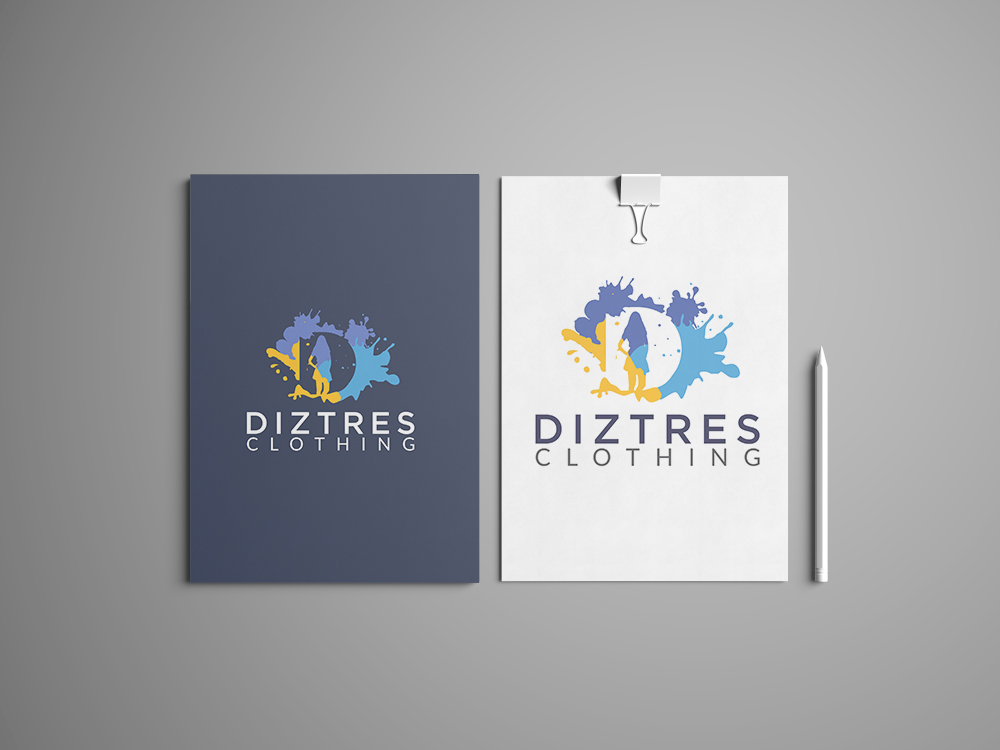 Diztres Clothing Logo