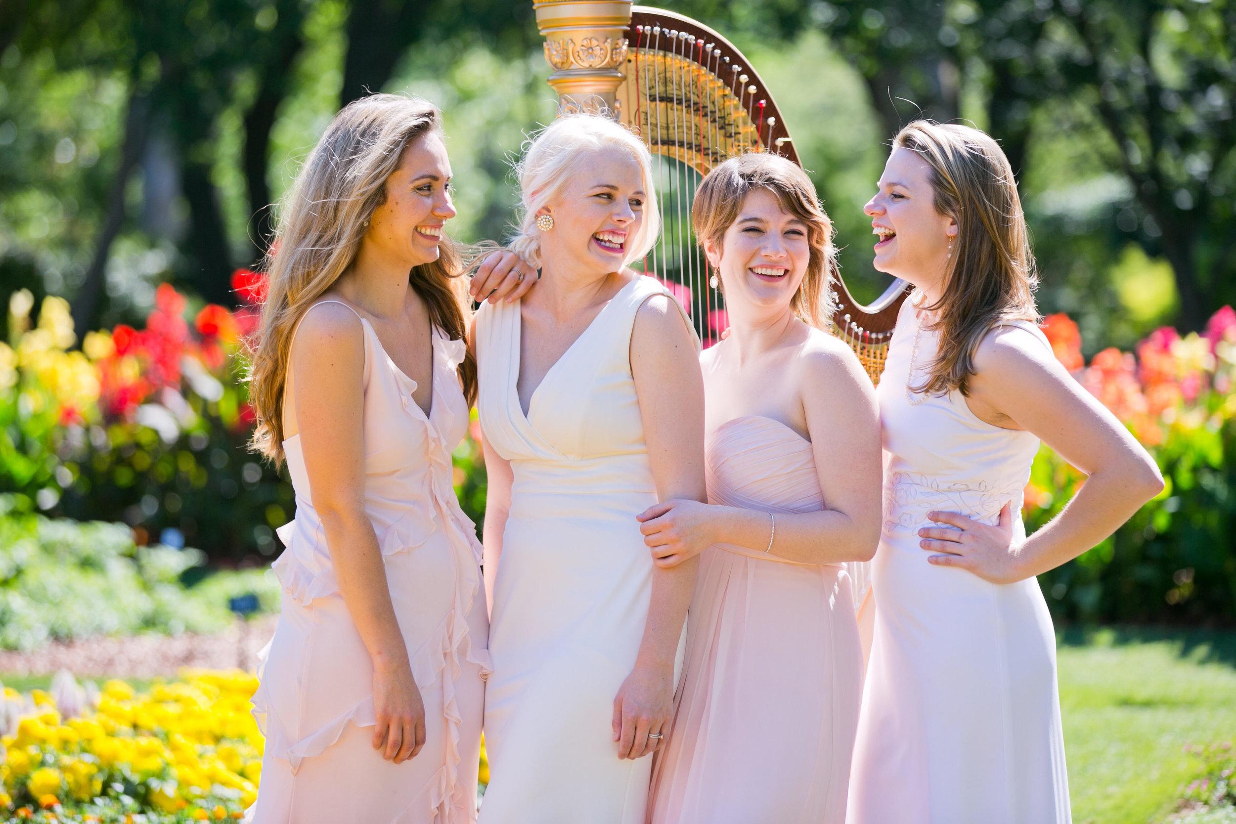 Dallas Harp Quartet <3