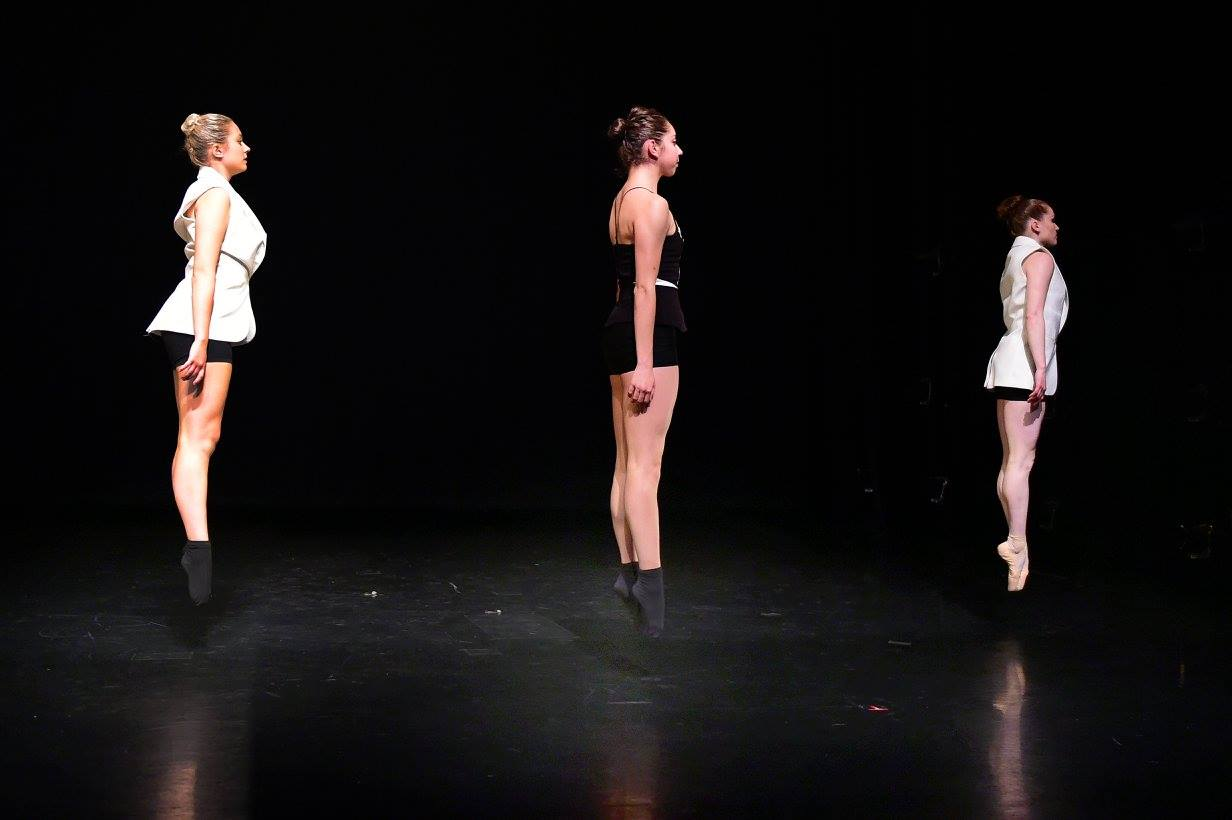 """Imparted Audacity"" choreographed by Donna Salgado"