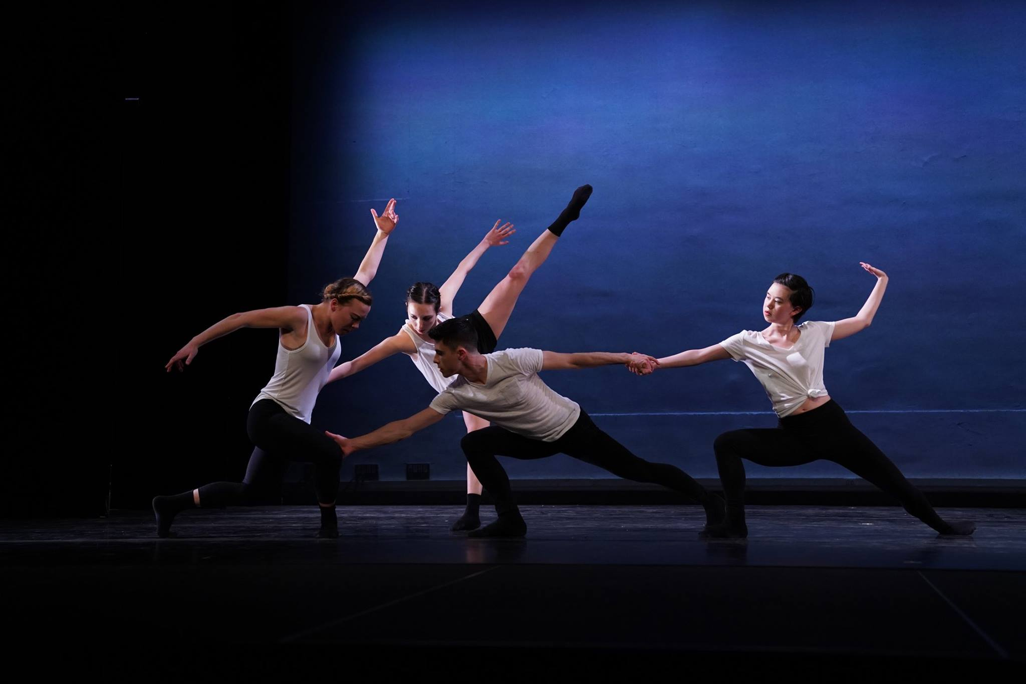 """Toe the Line"" choreographed by Caili Quan"