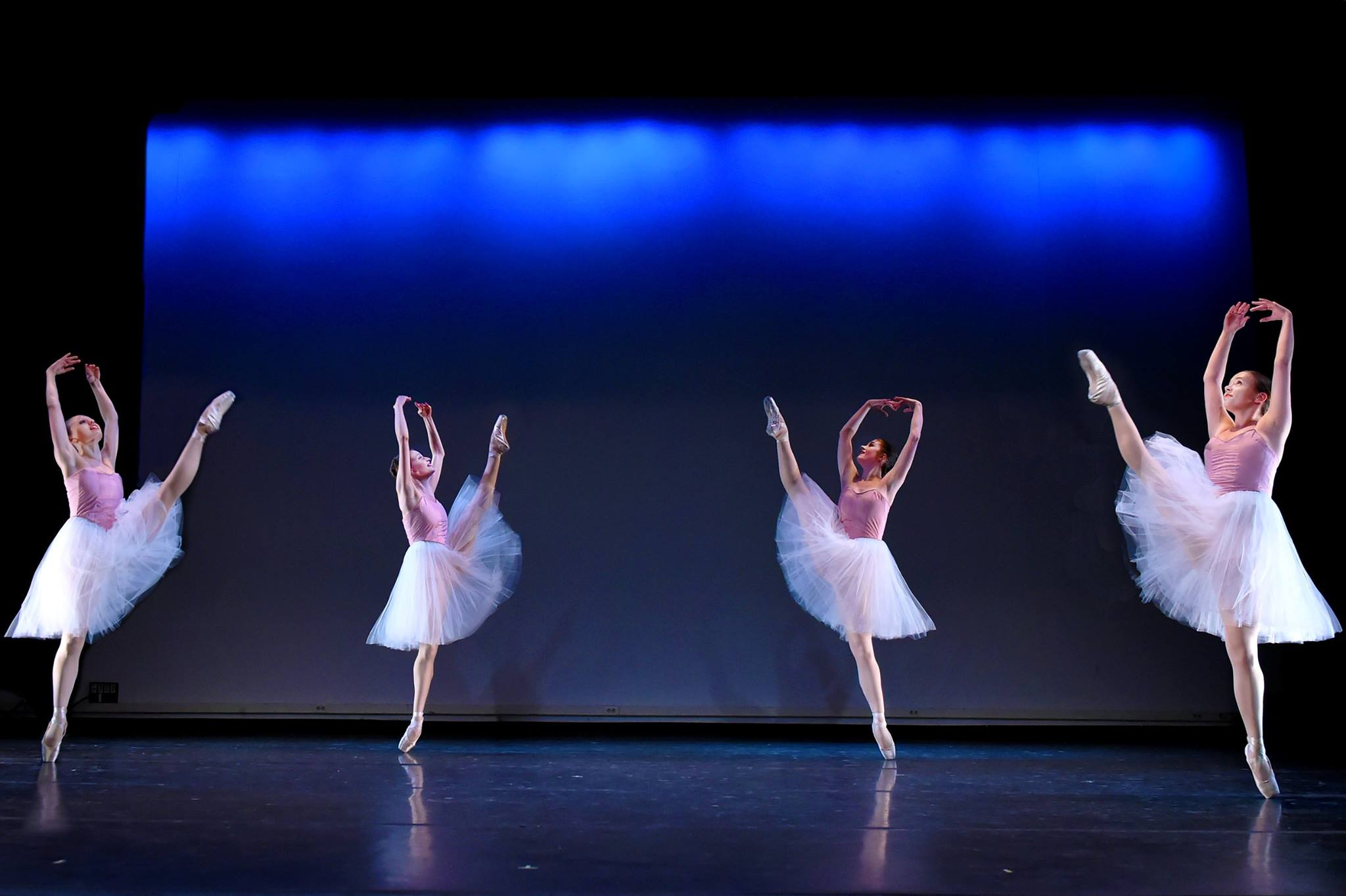 """Valse Fantasie"" choreographed by George Balanchine"