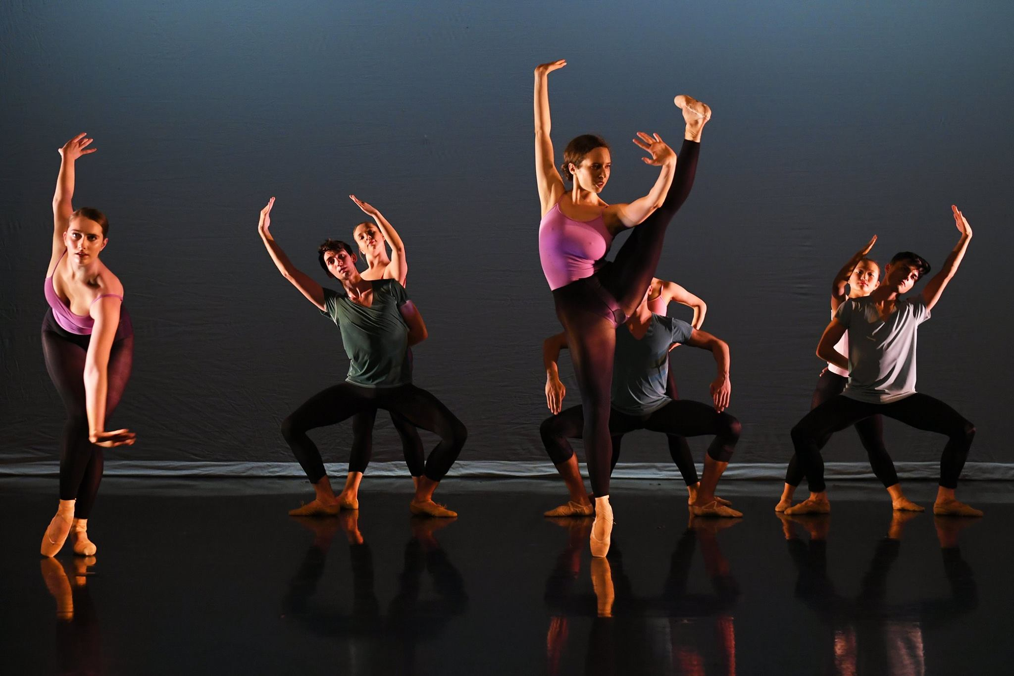 """Transpositions"" choreographed by Max Goldner"