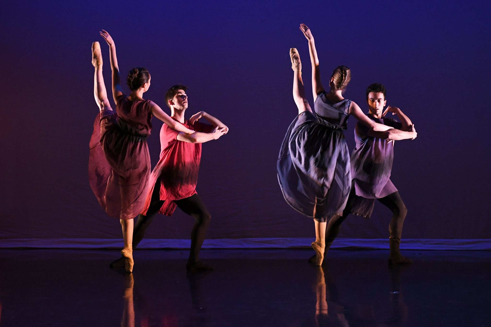 """""""Vestiges"""" choreographed by Janice Rosario"""