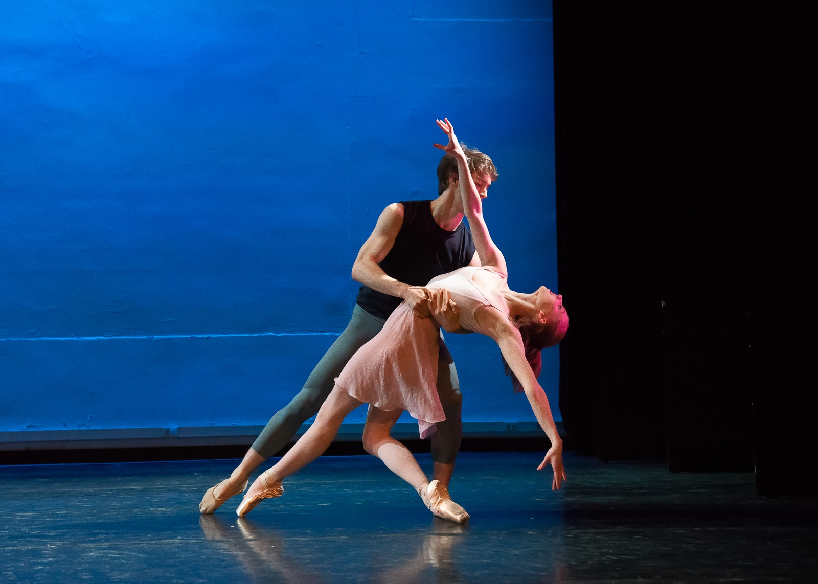 """In Melody"" choreographed by James Shee"