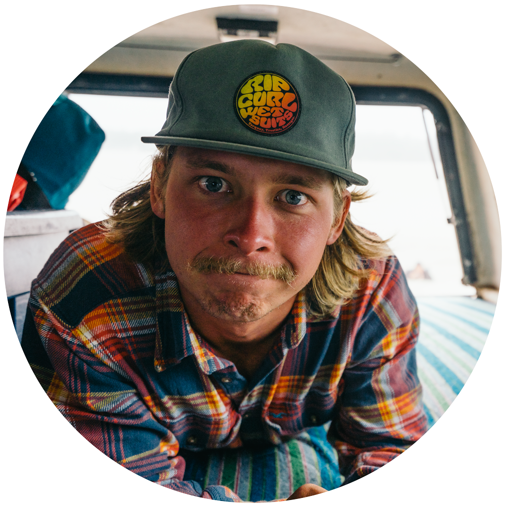Jackson Fox, Marketing Director - The Beans and Rice Commercial Outdoor Adventure & Lifestyle Content