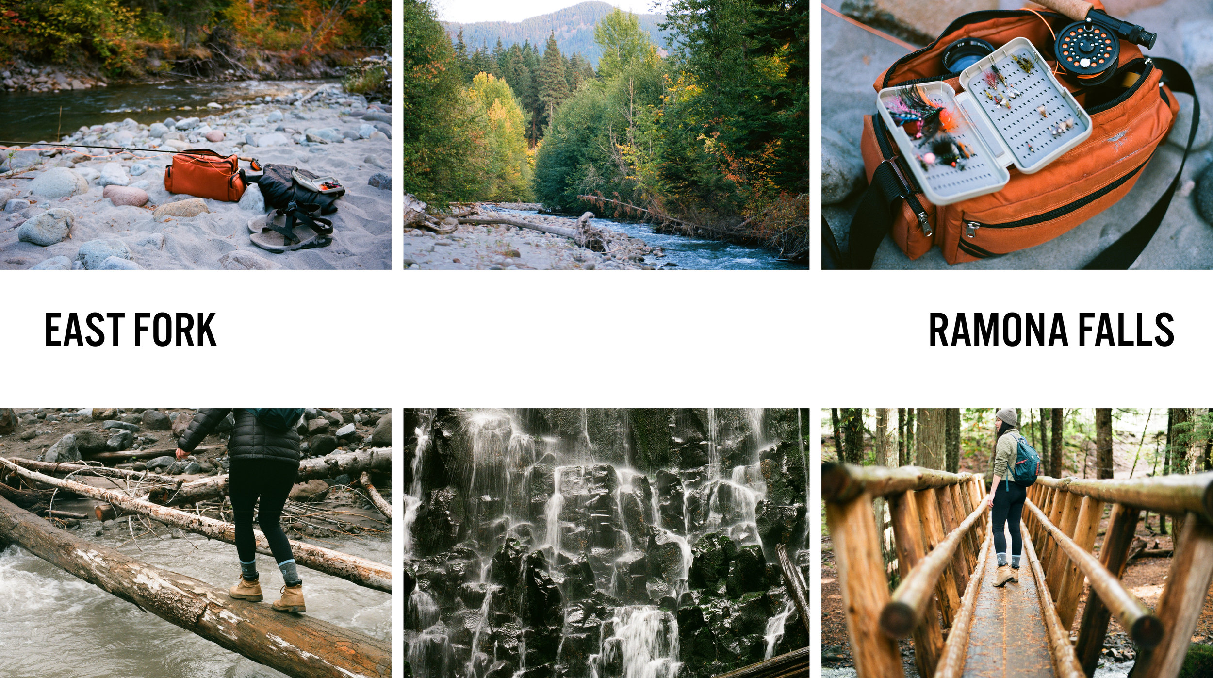 Blog post documenting the best fall foliage and adventures in Oregon - Mt. Hood, Oregon Coast, and Central Oregon - October 2018 - The Beans and Rice Commercial Outdoor Adventure & Lifestyle Content