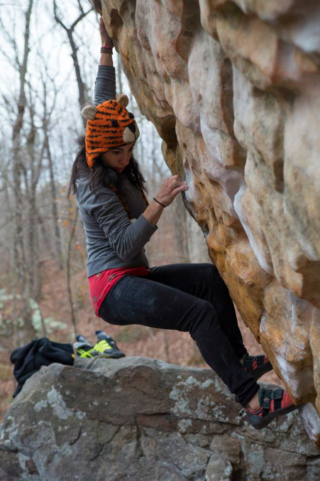 Meira Shuman - Chapter Co-Chair - Meira fell in love with rock climbing while studying Counseling at Appalachian State University. After graduating, she embarked on a cross-country rock climbing road trip, visiting some of the most beautiful climbing destinations this country has to offer. She eventually settled in Chattanooga, TN, and feels grateful to be part of an incredibly rich outdoor and climbing community.