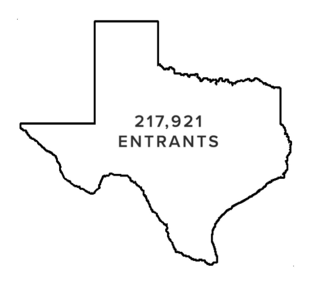 Pegasus Test Prep - 2017 State of Texas National Merit Entrants
