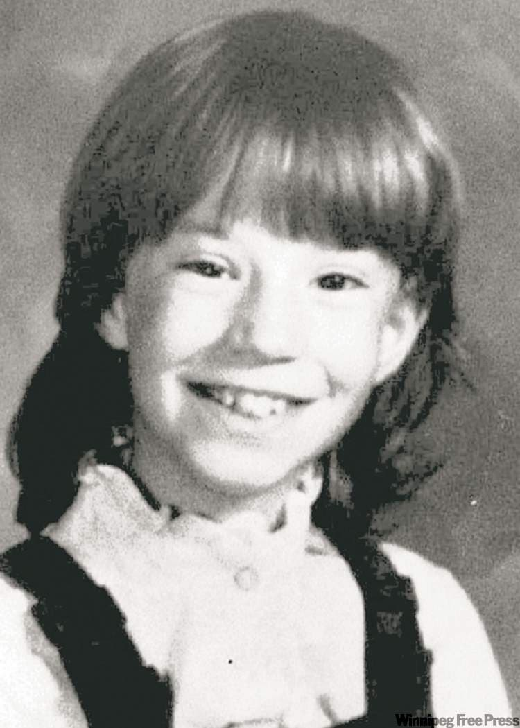 Little Christine Jessop.