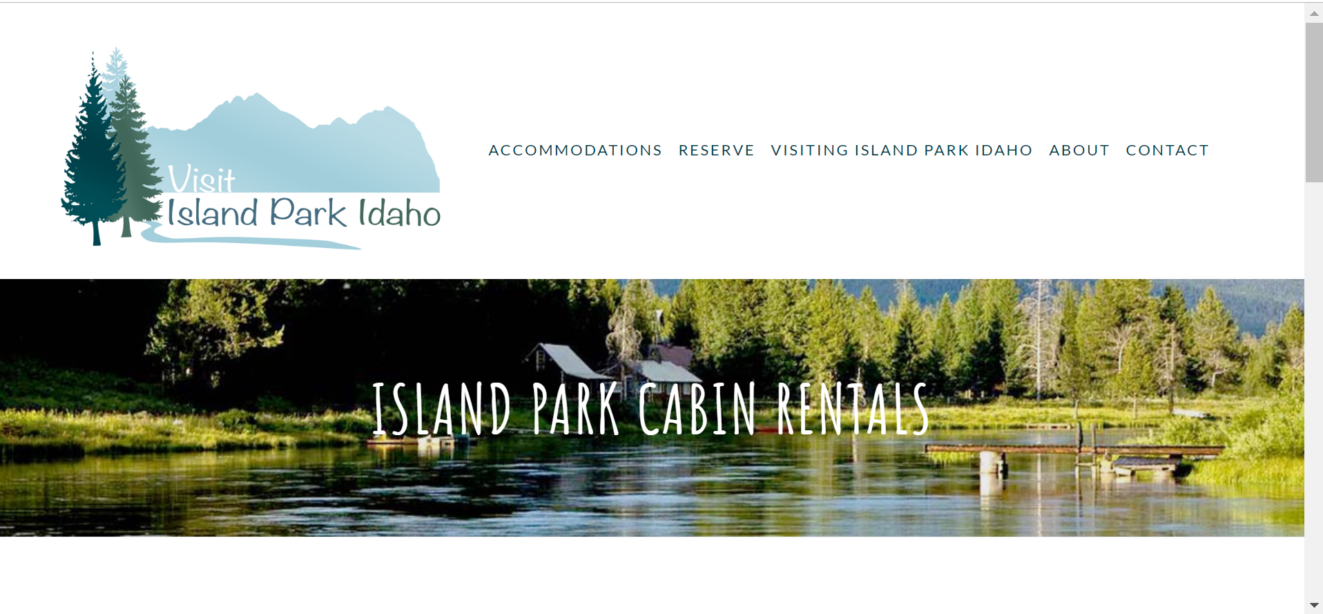 Visit Island Park Idaho - VACATION RENTALS