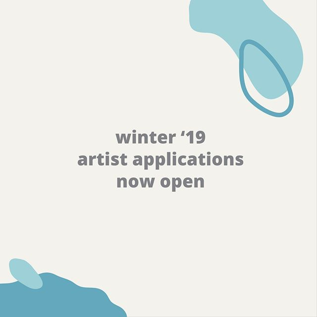We are entering W.19 which brings us to our fourth season. Every show you guys really bring it in the talent department, and we couldn't be more excited to see the next few months unfold. ⁣⁣⠀⠀⠀⠀⠀⠀⠀⠀⠀ ⁣⁣⠀⠀⠀⠀⠀⠀⠀⠀⠀ Applications for the HMPU W.19 show are now open. Click link in bio to learn more. Or ask questions below. 💙 ⁣⠀⠀⠀⠀⠀⠀⠀⠀⠀ ⁣⠀⠀⠀⠀⠀⠀⠀⠀⠀ #thehandmadepopup #makersmovement #handmadeisbetter #waketomake #makerlife #abmcrafty #calledtobecreative #makersgonnamake #craftsposure #livecreatively #supportmakers #thehandmadeparade #abmcrafty #wemakecollective #wearethemakers
