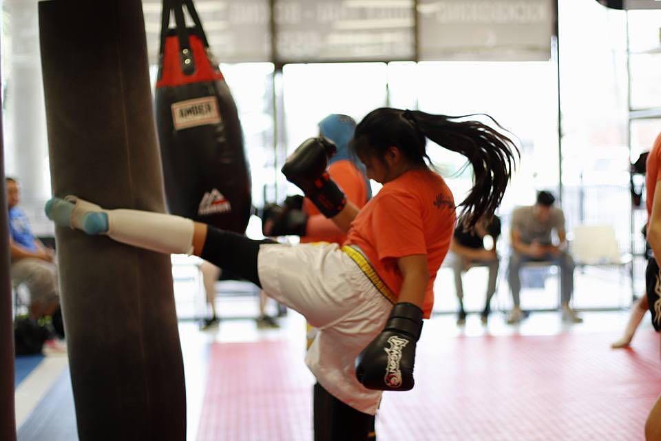 Kids Kickboxing/Muay Thai