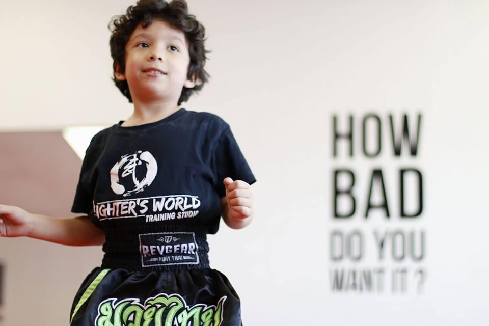Kids Muay Thai/Kickboxing