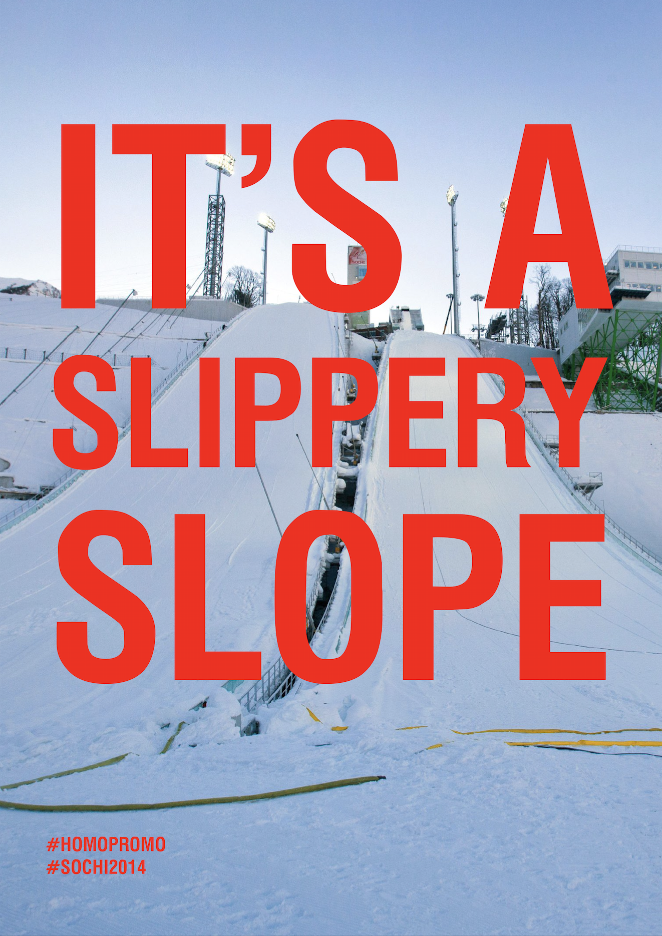 """It's a slippery slope"" George Morgan"