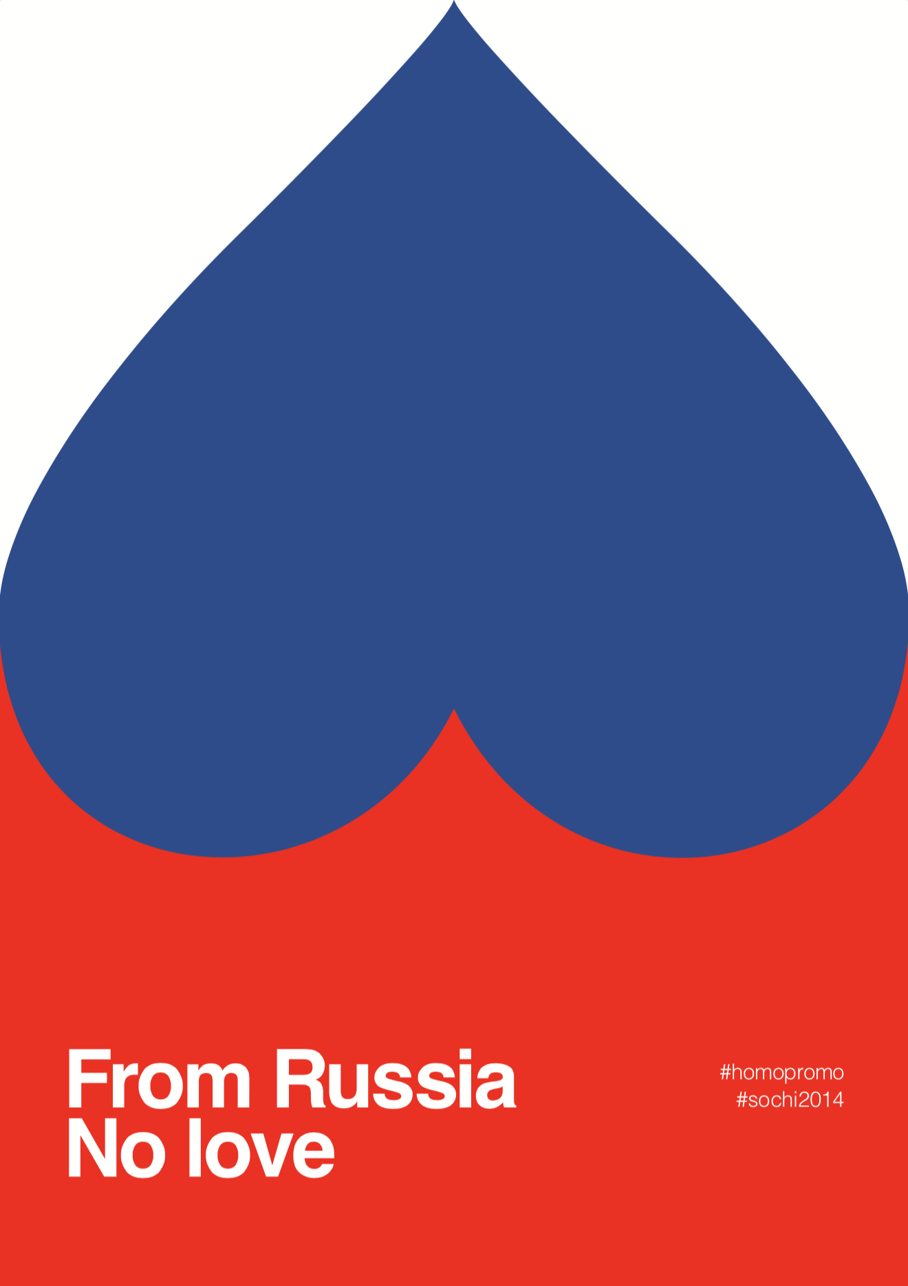 """From Russia No Love"" Christian Kirkham"