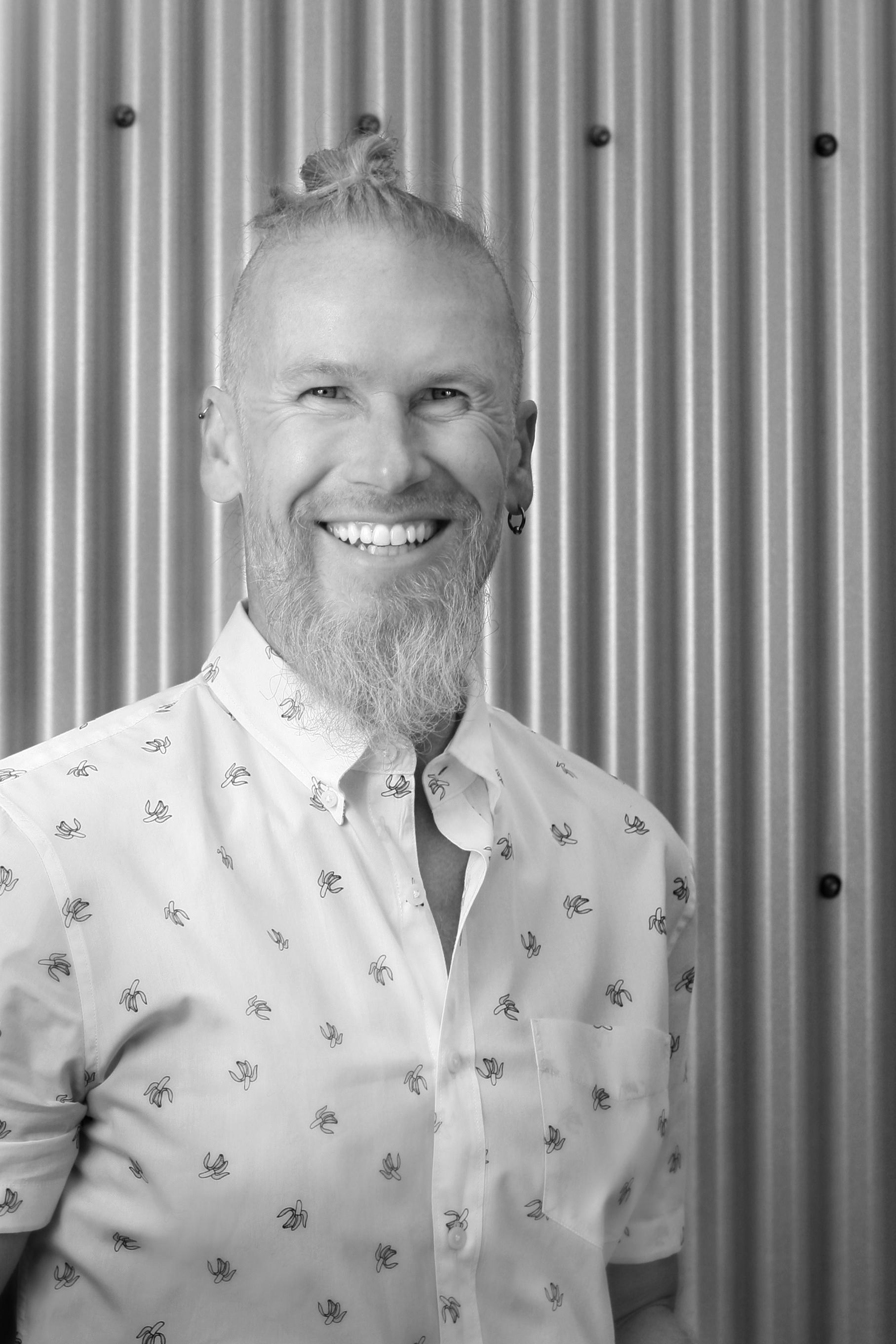 Jasper Trout - Yoga Director