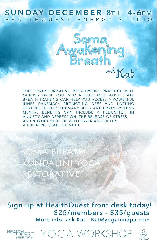 Soma Awakening Breath With Kat Healthquest