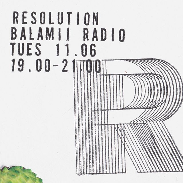 Resolution x Balamii Radio⠀ 19.00 - 21.00⠀ ⠀ Tune In --  http://player.balamii.com/⠀ Tickets for Resolution | Retest, link in bio.⠀ .⠀ .⠀ .⠀ .⠀ .⠀ .⠀ .⠀ .⠀ .⠀ .⠀ .⠀ .⠀ .⠀ .⠀ .⠀ .⠀ .⠀ .⠀ .⠀ .⠀ .⠀ .⠀ .⠀ #minorscience #alexis #willlister #lorainejames #whities #phonica #resolution #resolutionevents #electronicmusic #experimental #immersive #projection #techno #idm #diy #drone #ambient #glitch #digital #projectionmapping #modular #liveelectronicmusic #noise #ibm #residentadvisor #mixmag #boilerroom #factmagazine #crackmagazine #dj