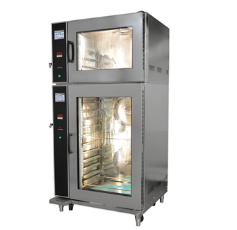 MONO BX Eco wash 10+5 Tray convection oven