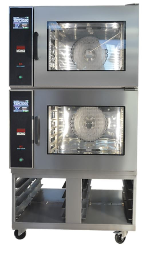 MONO BX Eco Wash 5+ Tray convection ovens stacked