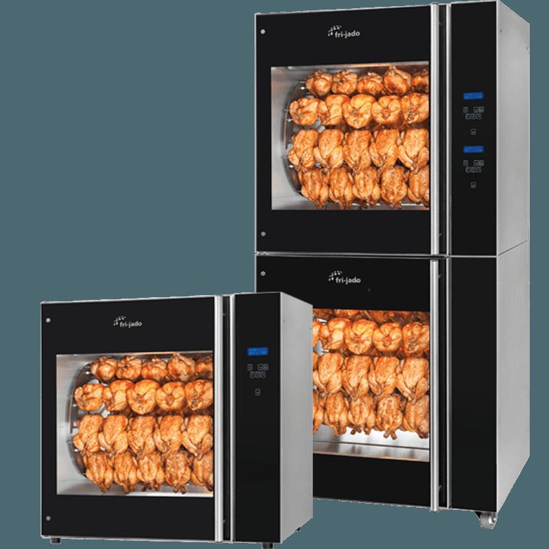 Fri-Jado TDR Rotisseries
