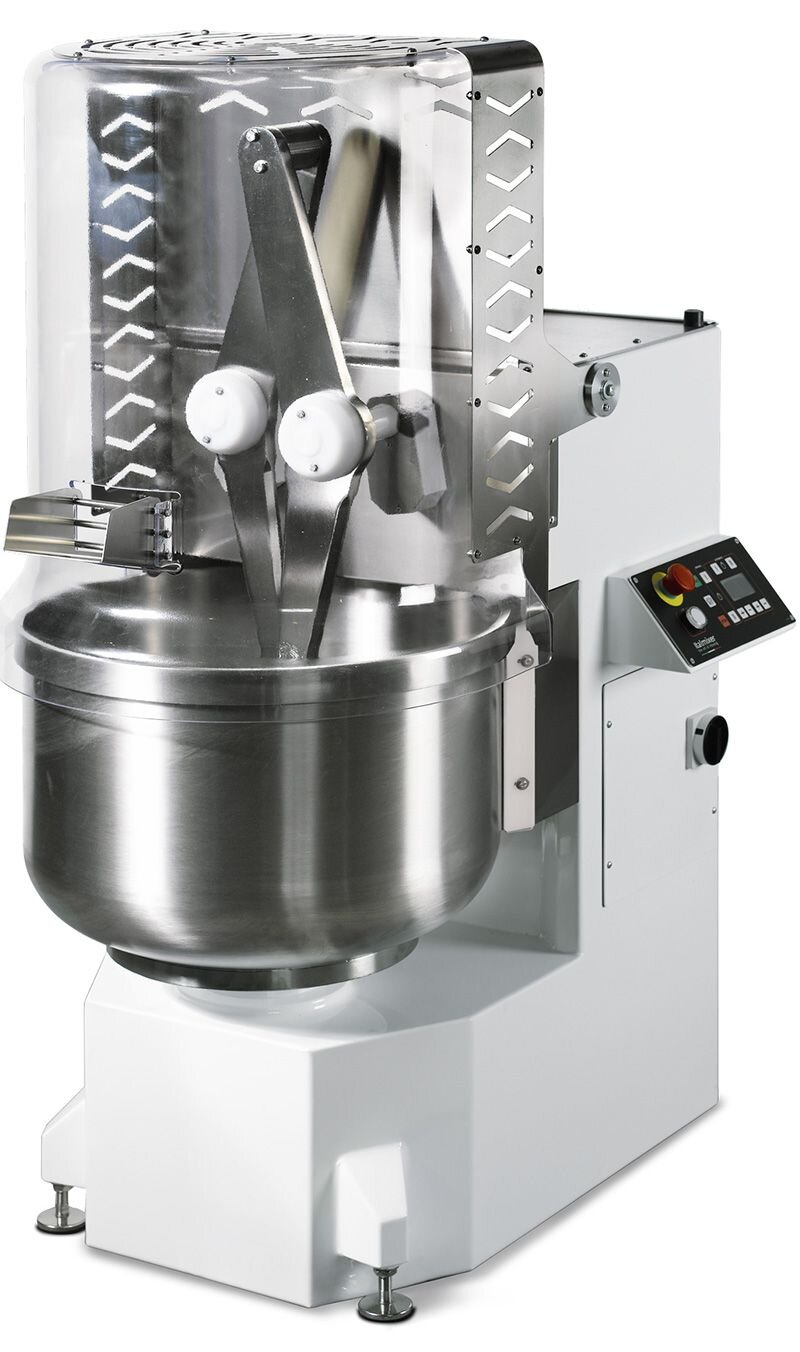 Italmixer iTwin60 Diving arm mixer.