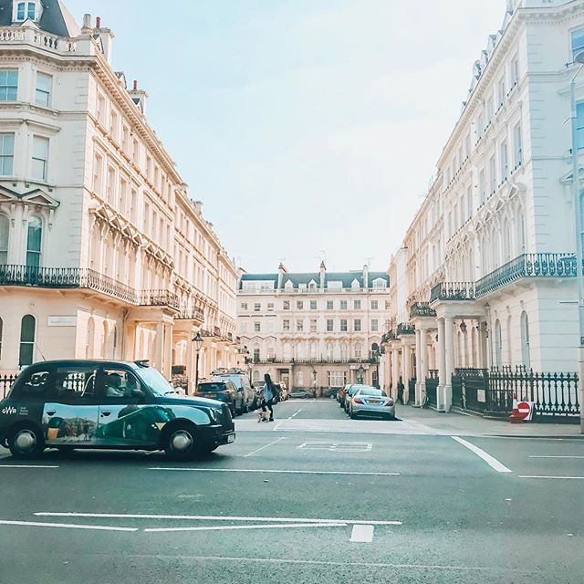 Missing the streets of London 😍
