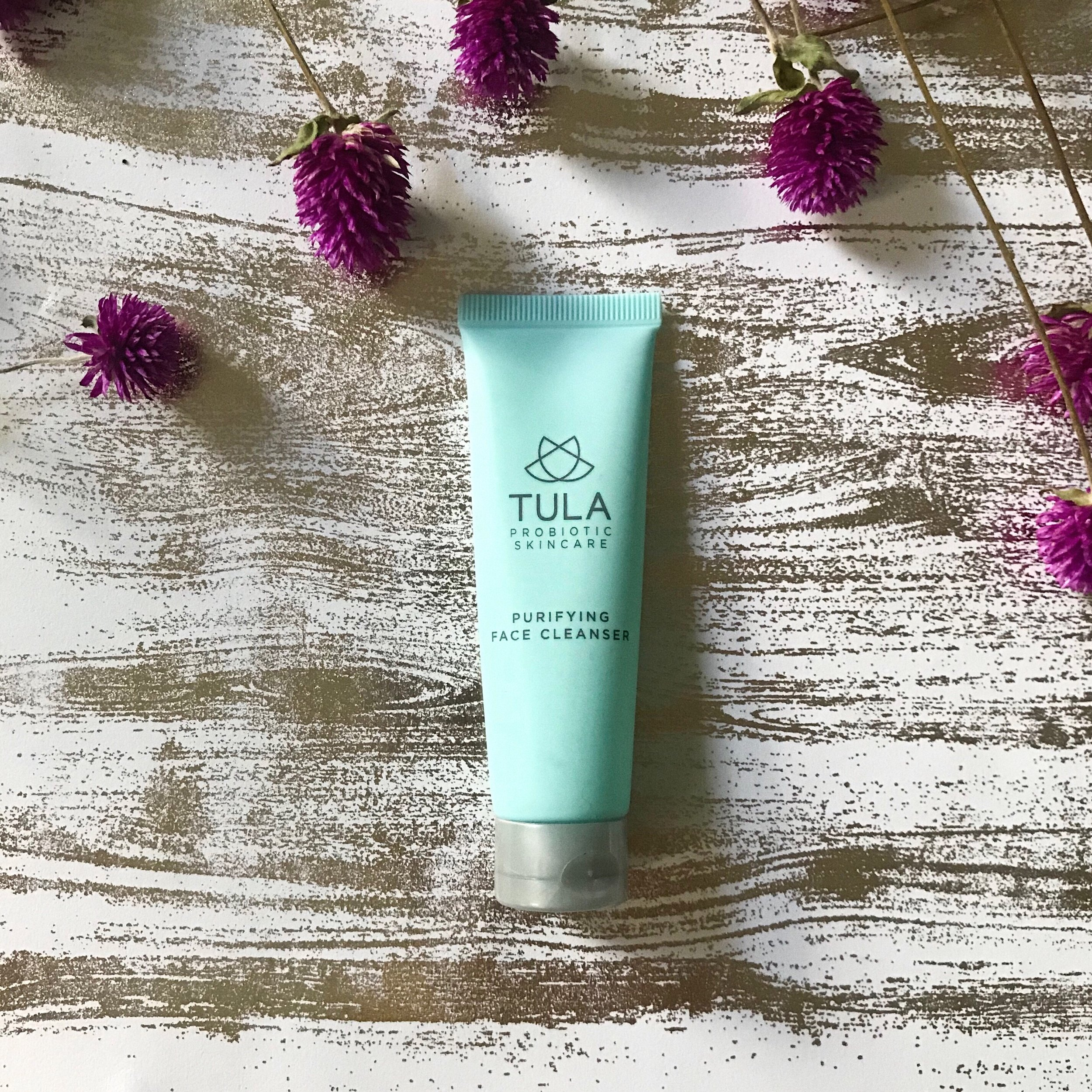 Tula Skincare Purifying Face Cleanser 1 fl oz.