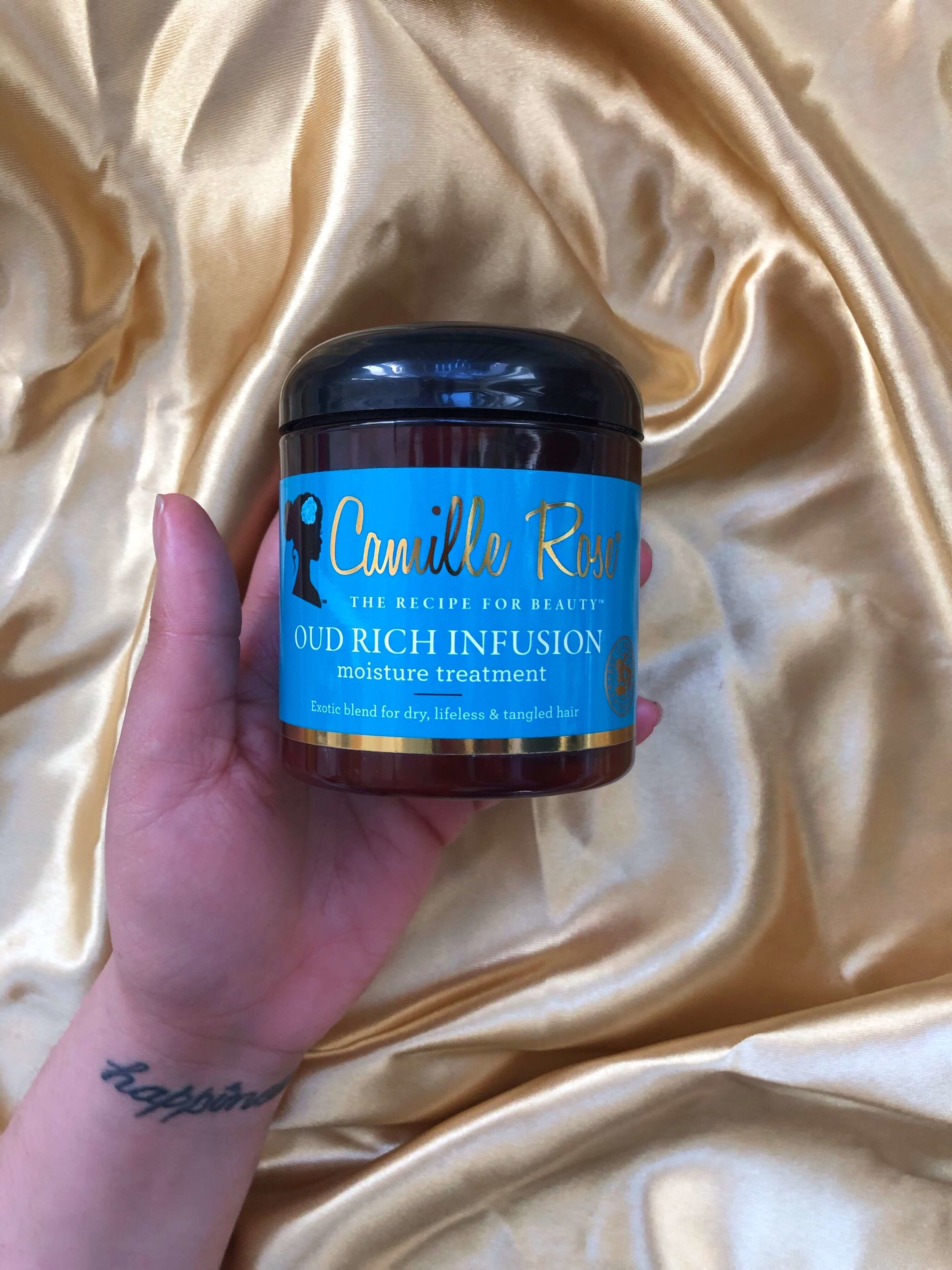 Camille Rose Oud Rich Infusion Moisture Treatment