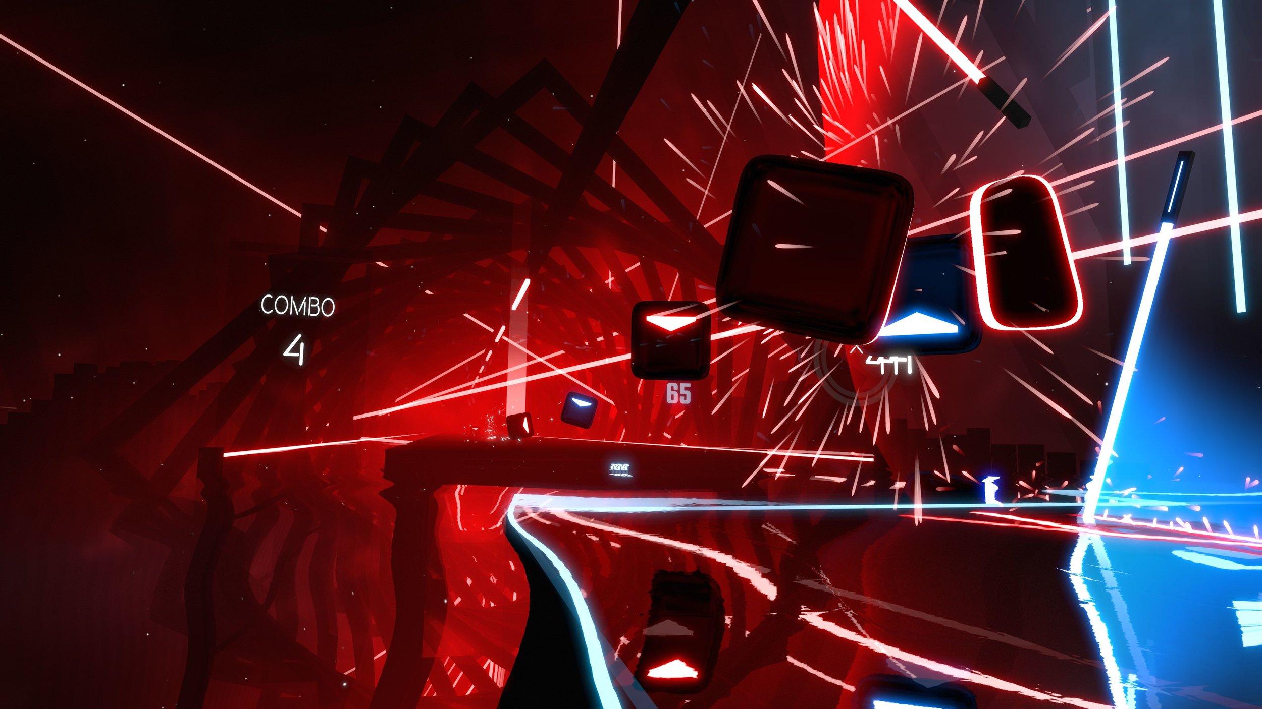 Beat Saber - VR Playin