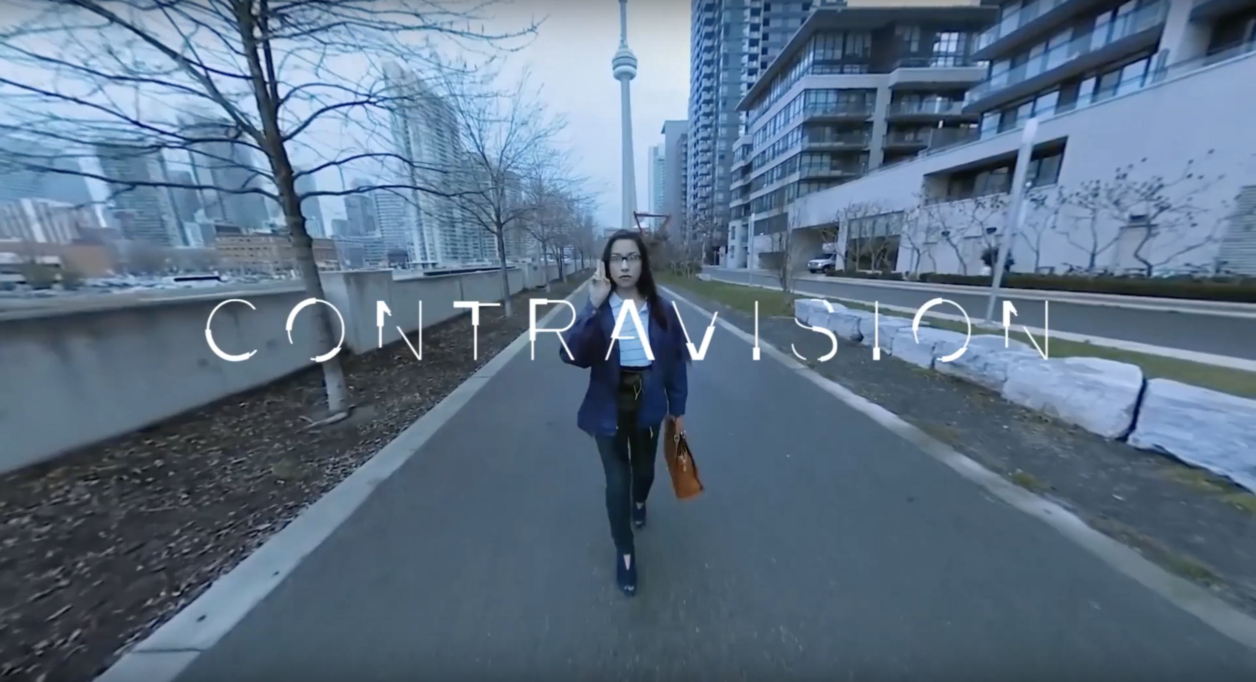 Contravision - Josh Gonslaves / Contraverse VR