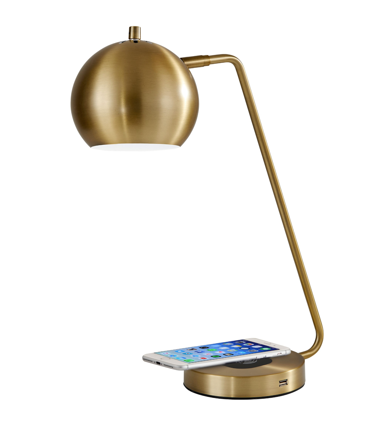 Emerson Charge Desk Lamp