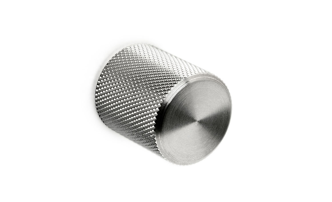 Brushed Stainless Steel Pull