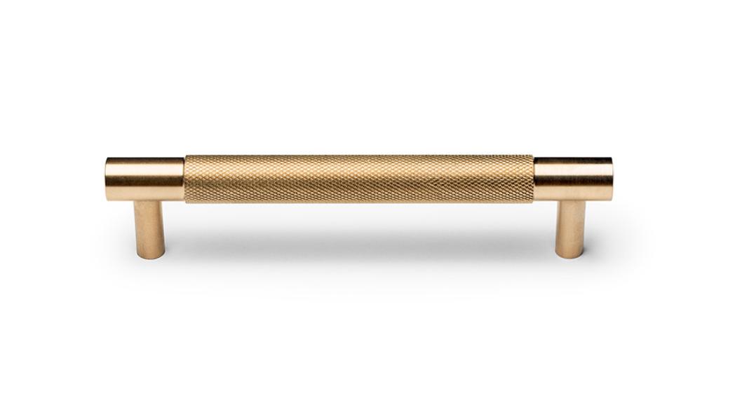 Brass Knurled Pull