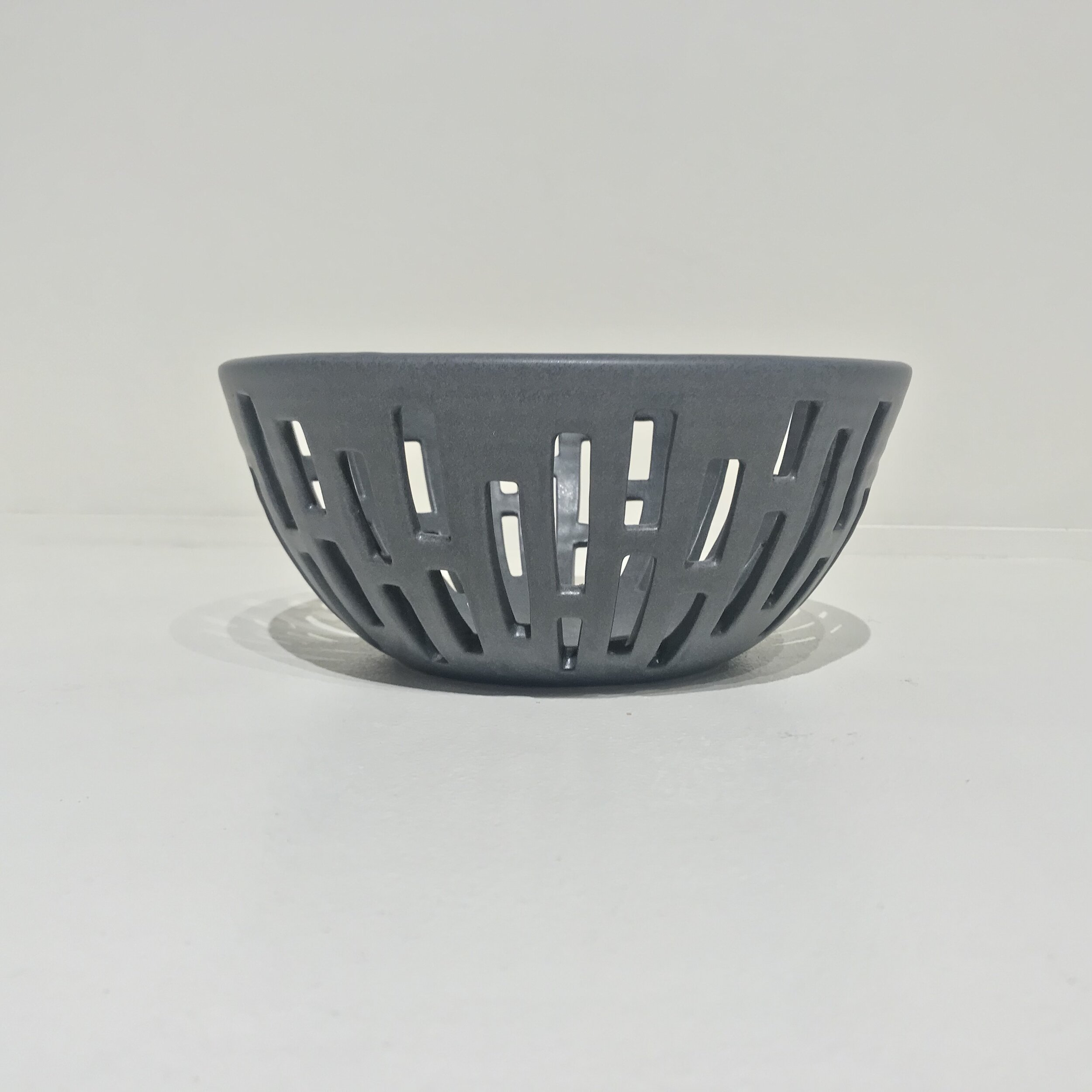 Charcoal Fruit Bowl